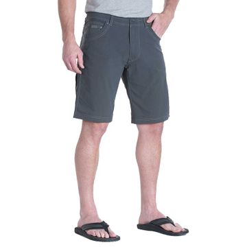 "Kuhl Mens Radikl Short 10.5"" Inseam Carbon"