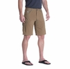 "Kuhl Mens Radikl Short 10.5"" Inseam Dark Khaki"