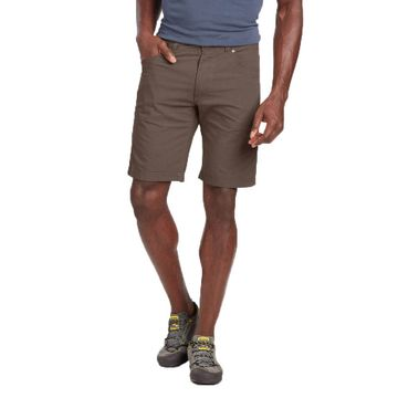 "Kuhl Mens Radikl Short 10"" Inseam Walnut"