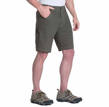"Kuhl Mens Ramblr 10"" Short Gun Metal"