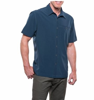 Kuhl Mens Renegade Shirt Pirate Blue