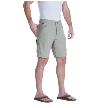 "Kuhl Mens Renegade Short 10"" Inseam Brushed Nickel (Close Out)"