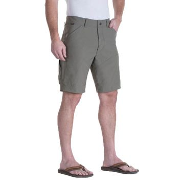 "Kuhl Mens Renegade Short 10"" Inseam Khaki"