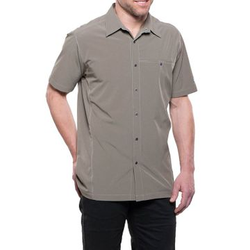 Kuhl Mens Renegade Shirt Khaki