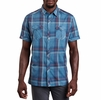 Kuhl Mens Response Shirt Baltic Blue (Close Out)