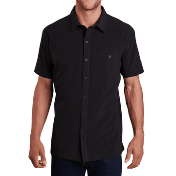 Kuhl Mens Renegade Shirt Blackout