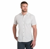 Kuhl Mens Riveara Short Sleeve Ash
