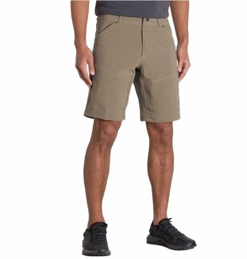 Kuhl Mens Shift Stealsh Amfib Short Buckskin