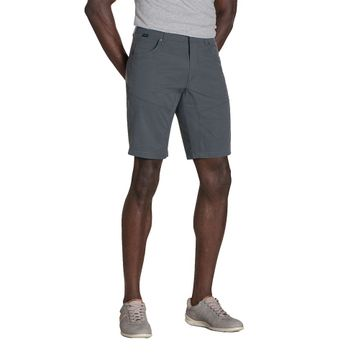 "Kuhl Mens Silencr Kargo Short 10"" Inseam Carbon"