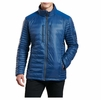 Kuhl Mens Spyfire Jacket River Blue