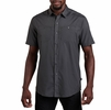 Kuhl Mens Stealth Shirt Black Koal