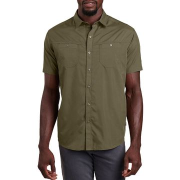 Kuhl Mens Stealth Shirt Seaweed (Close Out)