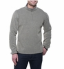 Kuhl Mens Thor 1/4 Zip Oatmeal (Close Out)
