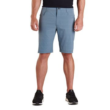 "Kuhl Mens Upriser Short 10"" Inseam Bullet Blue"