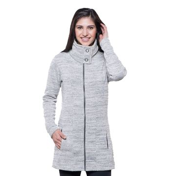 Kuhl Womens Alska Long Sweater Ash (Close Out)