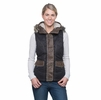 Kuhl Womens Arktik Down Vest Raven (Close Out)