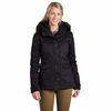 Kuhl Womens Arktik Jacket Blackout