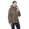 Kuhl Womens Arktik Jacket Dark Khaki