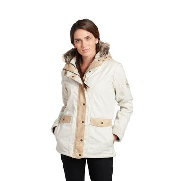 Kuhl Womens Arktik Jacket Ivory (Close Out)