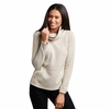Kuhl Womens Athena Pullover Dove (Close Out)