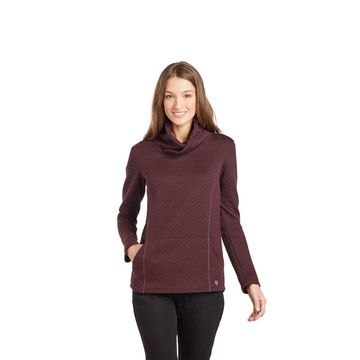 Kuhl Womens Athena Pullover Wine (Close Out)