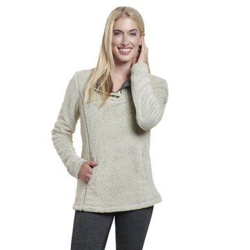 Kuhl Womens Avalon Fleece Stone