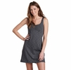 Kuhl Womens Harmony Dress Dark Heather (Close Out)