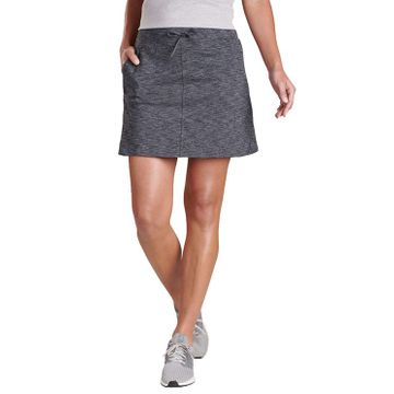 Kuhl Womens Harmony Skort Dark Heather