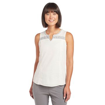 Kuhl Womens Katrin Tank White (Close Out)