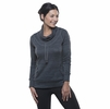 Kuhl Womens Lea Pullover Carbon