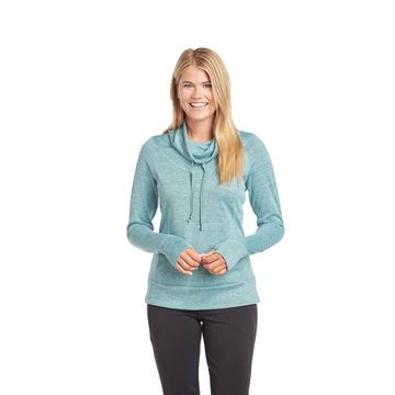 Kuhl Womens Lea Pullover Cascade (Close Out)