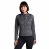 Kuhl Womens Luna Moto Jacket Carbon