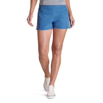 "Kuhl Womens Riptide Short 5"" Inseam Steel Blue"