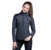 Kuhl Womens Skulpt Hoody Charcoal (Close Out)