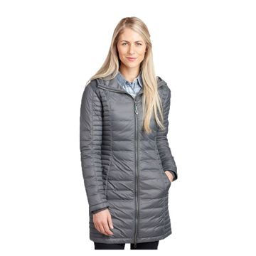 Kuhl Womens Spyfire Parka Carbon (Close Out)