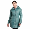 Kuhl Womens Spyfire Parka North Sea