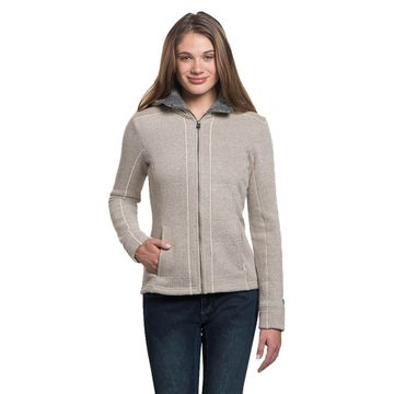Kuhl Womens Stella Hoody Natural