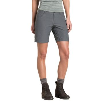 "Kuhl Womens Trekr Short 8"" Charcoal (Close Out)"