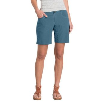 "Kuhl Womens Trekr Short 8"" Ocean (Close Out)"