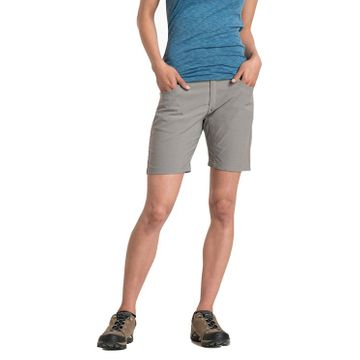 "Kuhl Womens Trekr Short 8"" Stone (close out)"