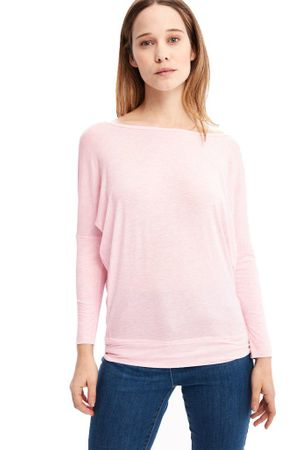 Lole Womens Elisia Long Sleeve Pink Salt Heather