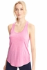 Lole Womens Fancy Tank Flamingo Heather