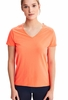 Lole Womens Repose Short Sleeve Fiery Coral (close out)