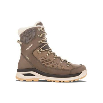 Lowa Womens Renegade Evo Ice GTX Brown