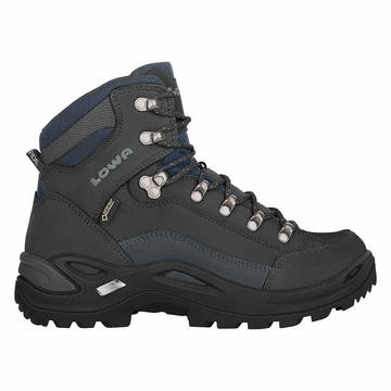 Lowa Womens Renegade GTX MID Dark Grey/ Navy (close out)