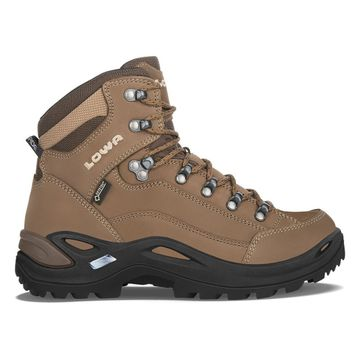 Lowa Womens Renegade GTX Mid Boots Taupe