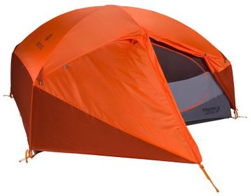 Marmot Limelight 3P Tent Cinder/ Rusted Orange