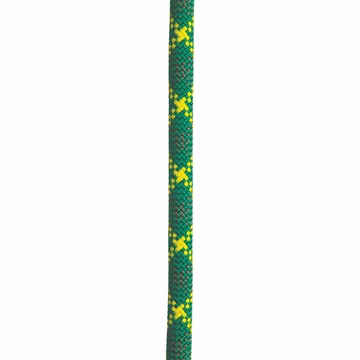 Maxim Climbing Ropes Apex 10.5mmX60m Green Yellow Dry