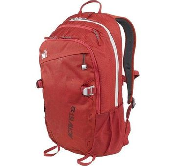 Millet Activist 22 Backpack Rouge Carmin