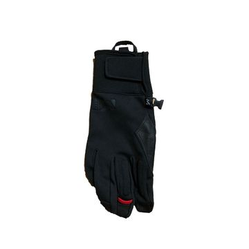 Millet Ice Windstopper Glove Black